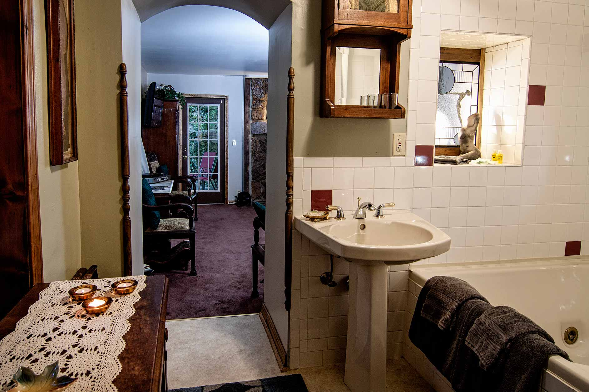 Memories Suite Bathroom